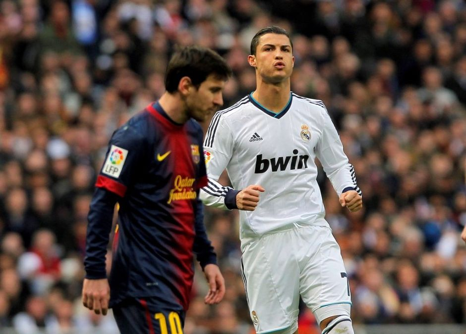 Messi, Ribéry y Ronaldo, finalistas al Balón de Oro 2013