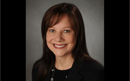 Una mujer es nombrada CEO de General Motors