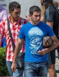 Israel Castro, feliz con Chivas