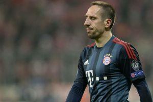 Ribery, satisfecho por ser finalista en el Balón de Oro