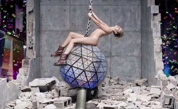 Miley Cyrus cantará para Año Nuevo en Times Square