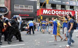 Hincha de Boca Juniors muere en tiroteo
