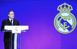 "Florentino está ""convencido de que Cristiano ganará el Balón de Oro"""