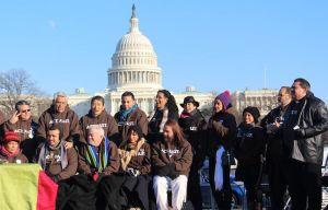 Activistas en Washington inician campaña por reforma migratoria en 2014