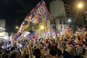 San Lorenzo, campeón del fútbol argentino (Video)