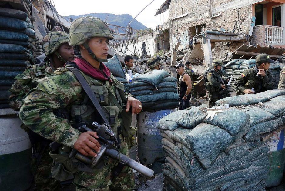 Comienza la tregua navideña de las FARC