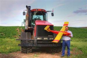 'Drones' podrían ser de mucha utilidad para la agricultura