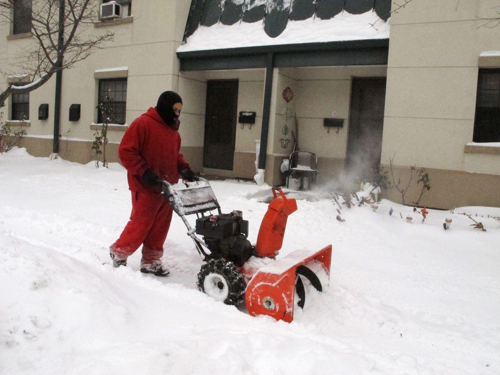 Nieve trae alegría a esquiadores del noreste de EE.UU.