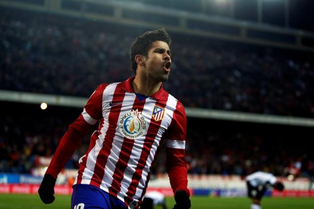 Atlético de Madrid acosa el liderato del Barcelona