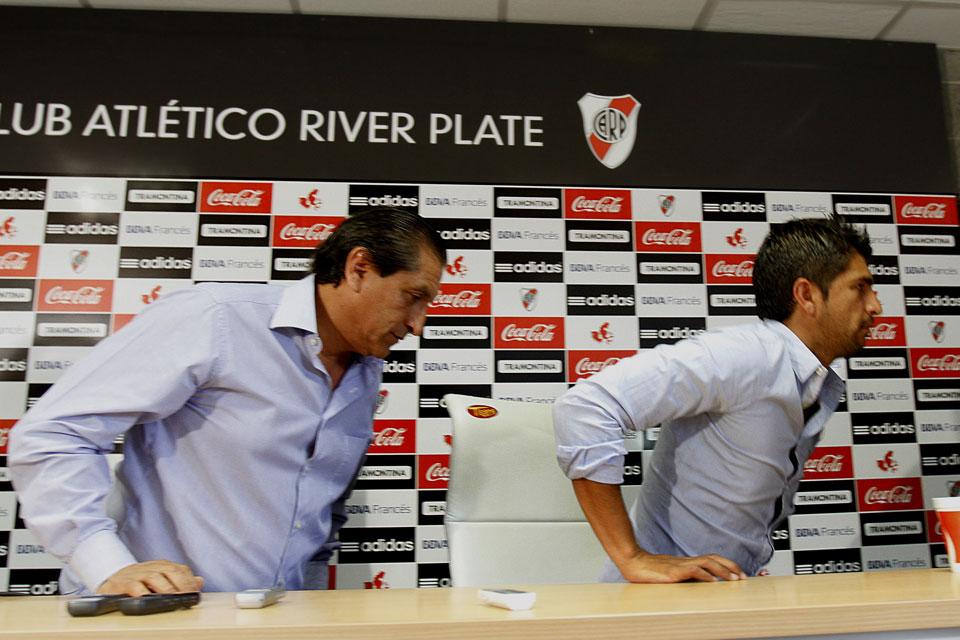 ¿Qué debe negociar Ramón Díaz para seguir en River?