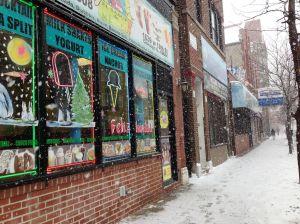 Buscan estimular desarrollo de Pilsen en Navidad (Fotos)