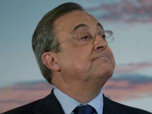 Florentino Pérez sospecha de campaña contra fútbol español