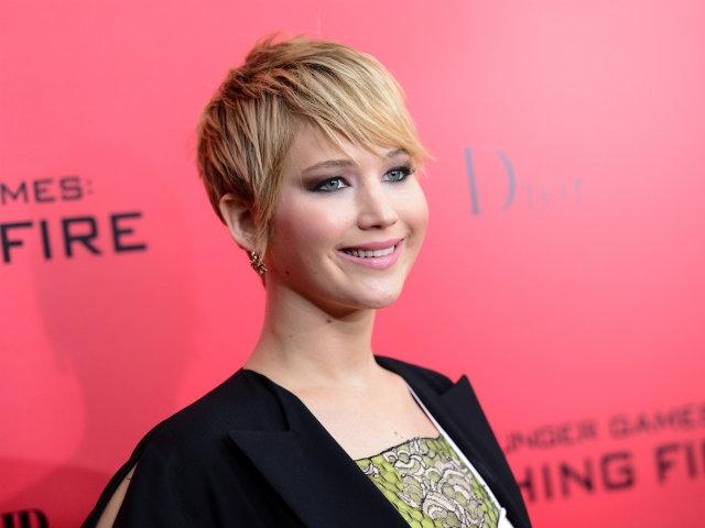 Jennifer Lawrence 'pillada' con varios consoladores en hotel