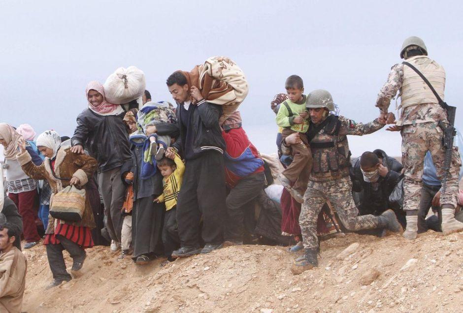 Instan a países europeos recibir refugiados sirios