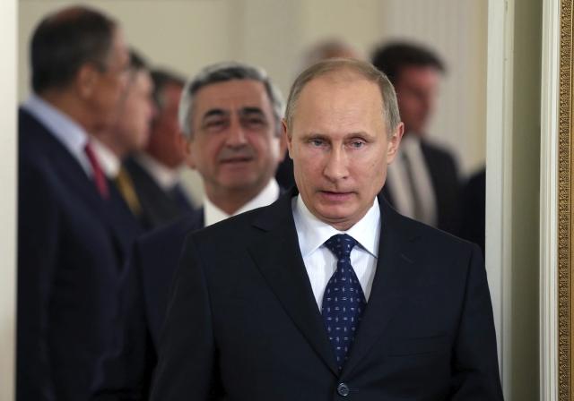 "Putin elogia la ""nobleza"" de Snowden"