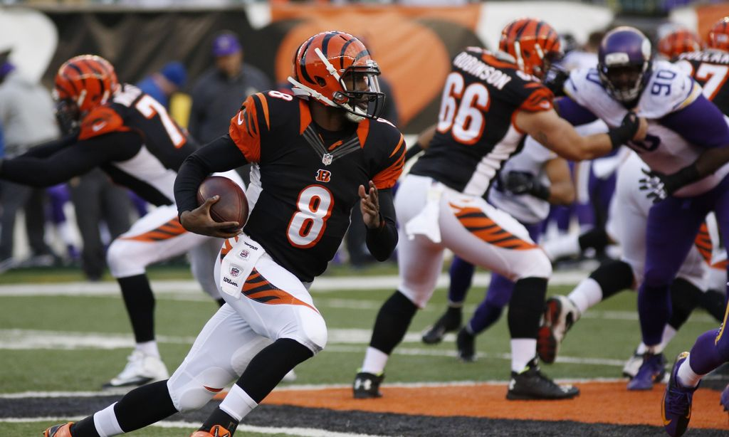 Bengals vencen a Vikings y clasifican a playoffs