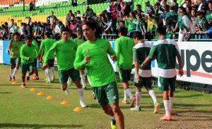 León ya entrena de cara al Clausura 2014