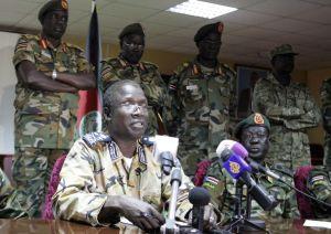 Hallan fosa común con 75 cuerpos en Sudán del Sur