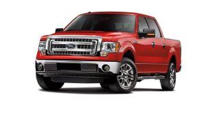 Ford introducirá una serie F-150 de aluminio en Detroit