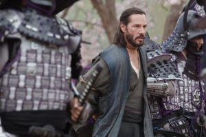 Keanu Reeves estrena filme de aventuras '47 Ronin'
