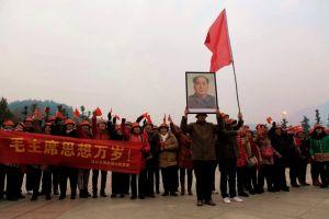 China conmemora 120 aniversario del nacimiento de Mao