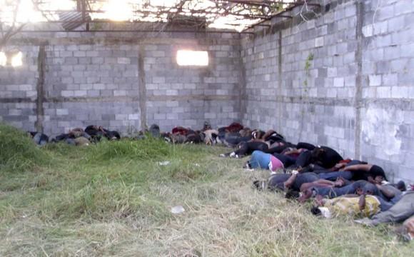 Irregularidades en pesquisa por masacre de migrantes en México