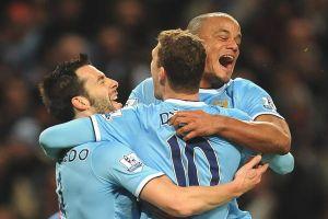 Manchester City ganó y es líder de la Premier League