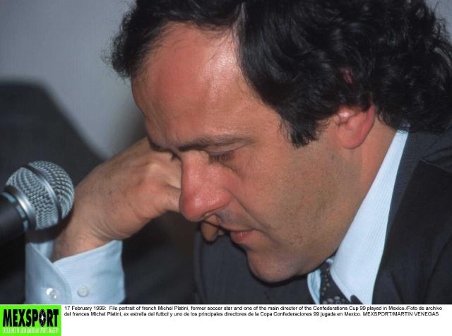 Platini dice no ser muy popular