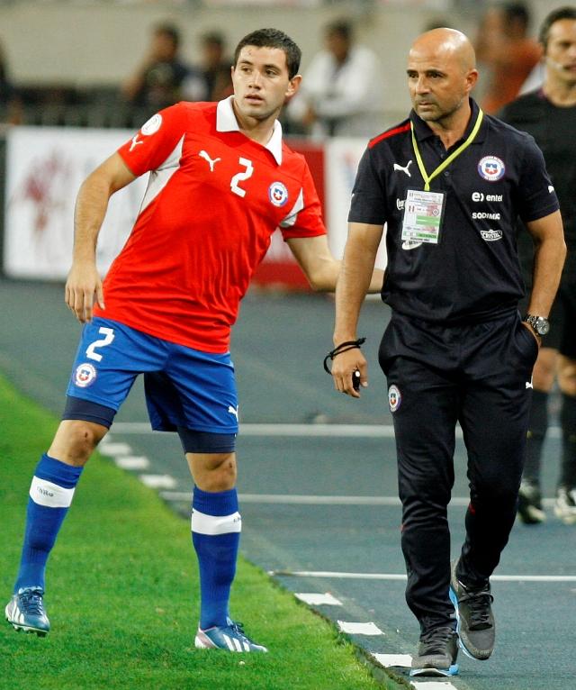 Chile con cuatro partidos de preparación al Mundial