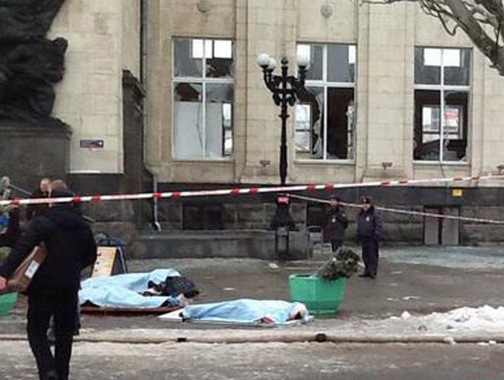 Atentado bomba en tren en Rusia dejó 15 muertos