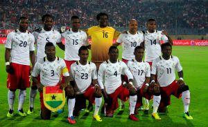 Ghana quiere mejorar actuaciones pasadas en Brasil 2014