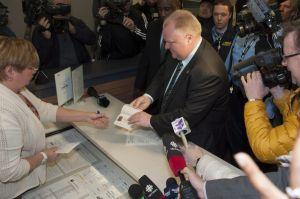 Alcalde de Toronto se postula para reelección al cargo