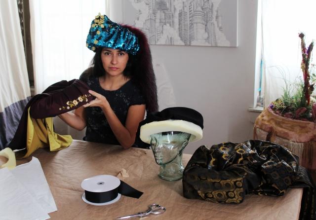 Diez sombreros que cuentan historias