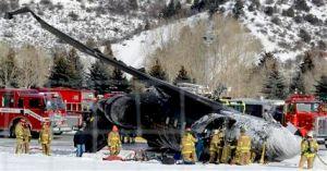 Muere mexicano tras accidente de avión en Colorado
