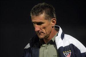 Edgardo Bauza inició su ciclo como nuevo entrenador de San Lorenzo