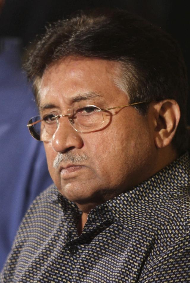 Pervez Musharraf eximido de ir a juicio