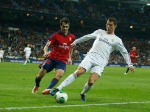 Real Madrid vence 2-0 a Osasuna en Copa del Rey (Video)