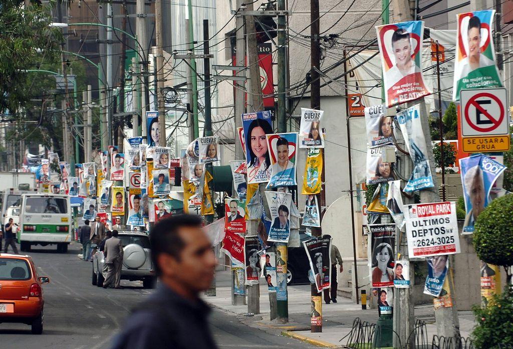 Exigen publicar gastos de partidos políticos en México