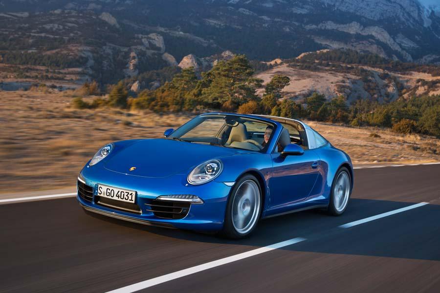 El regreso de un Porsche 911 clásico