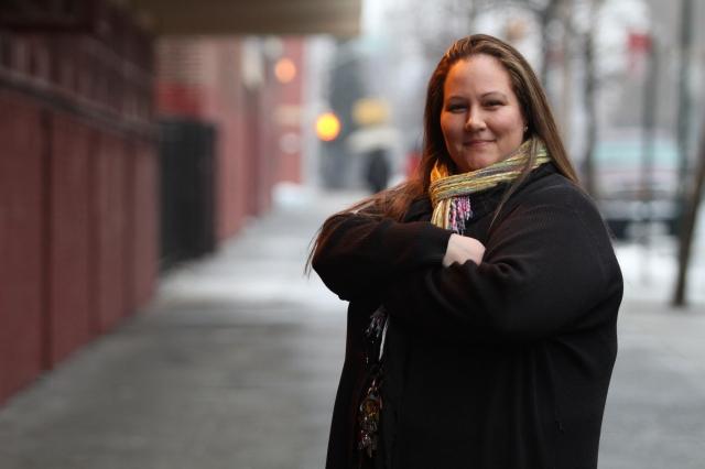 Eileen Campos: una maestra las 24 horas.