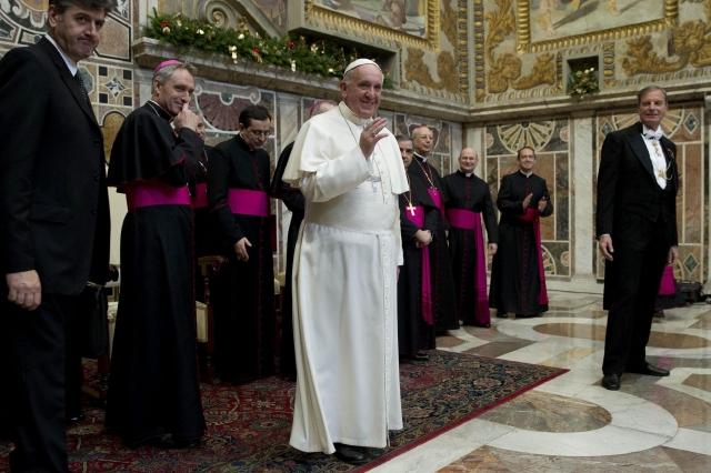 Papa: aborto es muestra de 'cultura del desecho'