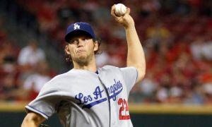 Kershaw firma con los Dodgers por 215 millones