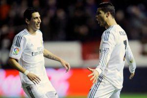 Cristiano hace gol y Real Madrid avanza en la Copa (Video)