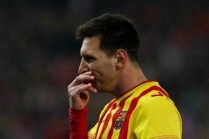 Messi queda fuera del once ideal del 2013