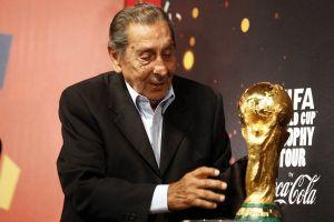 Copa del Mundo llegó a Uruguay