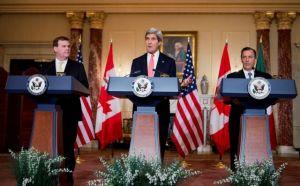 EEUU, México y Canadá descartan reabrir TLCAN