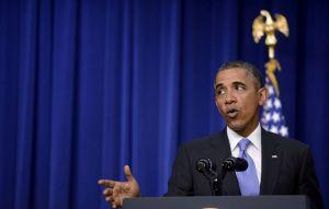 Obama limitará recolección de datos telefónicos de la NSA