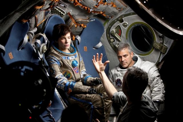 'Gravity' con paso firme al Oscar