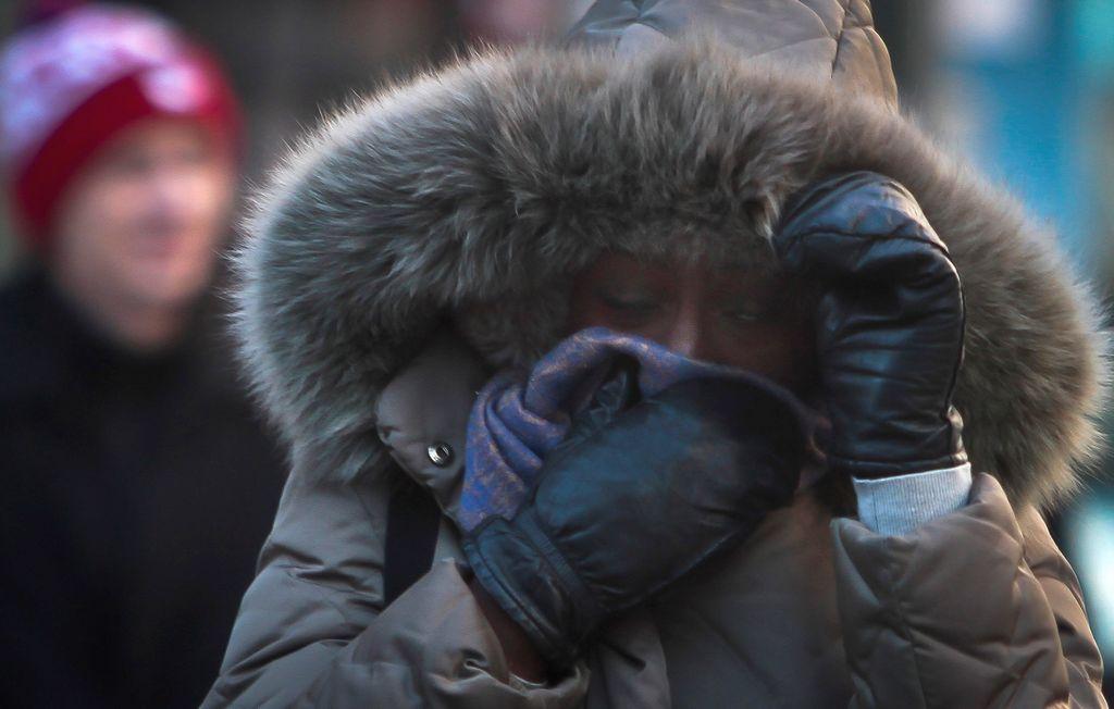 Ola de frío hará temblar a los neoyorquinos esta semana