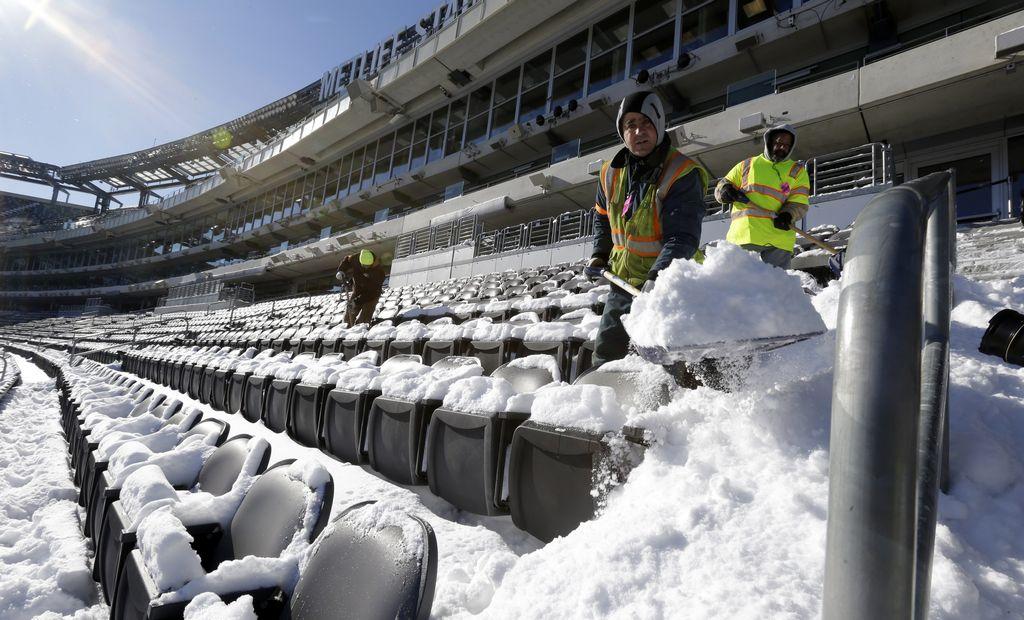 Nevada permite hacer pruebas para el Súper Bowl
